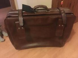 Vintage 1970's suitcase