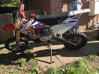 PIT bike 140cc 2015year