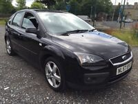 FORD FOCUS 1.8 TDCI ZETEC CLIMATE 5 DOOR FSH LONG MOT IMMACULATE CAR INSIDE & OUT