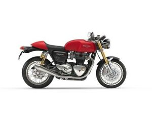 2017 Triumph Thruxton 1200 R $800 Voucher or 0% for 48 Months OA