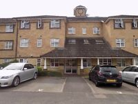 Luxury 1 Bedroom Flat, Close to Train Station, Town Centre, ON-Site Gym. No DSS.