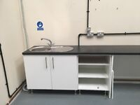 Kitchen units & Shelving for Sale