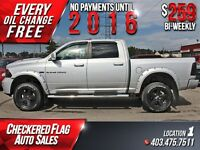 2012 Ram 1500 Sport W/ Heated & Cooled Seats-Nav-Sunroof-4X4