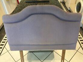 Soft fabric Bed headboard