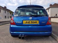 172 clio cup/ not m3 civic type r