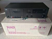 NAD 6220 Stereo Cassette Deck
