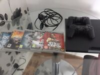 Ps3 & games and x2 controllers and bits