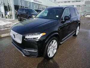 2017 Volvo XC90 T8 Hybrid Inscription with CPO warranty!!!