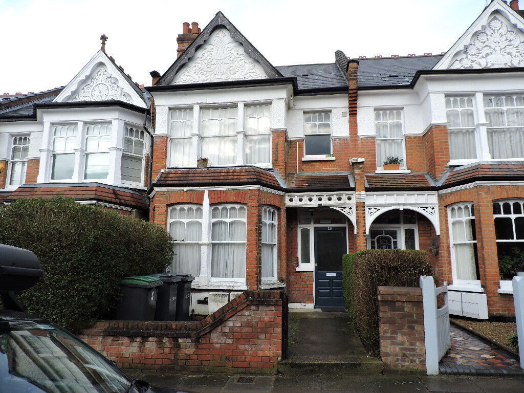 1 ONE BEDROOM GARDEN FLAT IN MUSELL HILL,