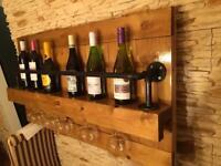 Wine rack / shelf