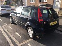 2004 Ford Fiesta 1.2 petrol 5 doors mot and tax