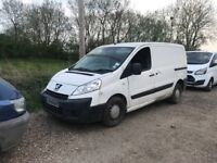 2007 Peugeot expert nonrunner hasminor problem £550 ono call me on 07480410231 for more information