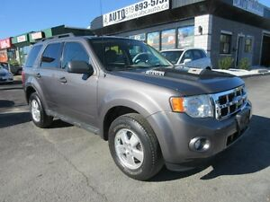 2011 Ford Escape XLT 4X4 2.5L
