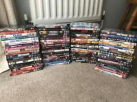 Selection of 76 dvds £35 ONO