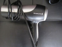 remington hair dryer rrp £80