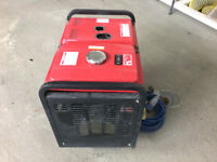 Diesel Generator 5.5KVA with electric starter and 110/220V outputs