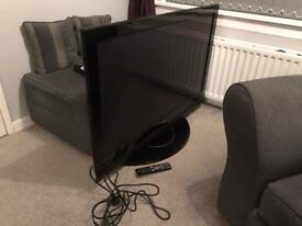 ***SOLD***Faulty LG 50PC56 Plasma TV with remote and power cord