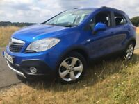 Vauxhall Mokka 1.7 CDTi ecoFLEX Tech Line 5dr Man 2014 (14 Reg) Price £8,750 Finance Arranged
