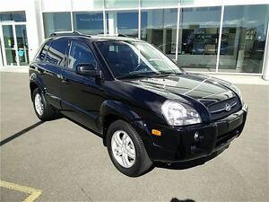 2008 Hyundai Tucson LIMITED V6 AWD LOADED ONLY 38K!