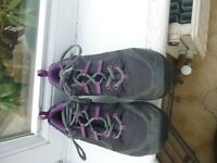 Ladies Merrell Goretex UK5 EU38 waterproof approach shoe