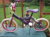 My Little Pony (Beauty Bike) from Tiger Bikes 5 to 9 Years