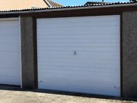 Garage for rent in a residential street in Ferryhill