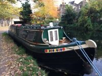 Project Narrowboat Tranquility