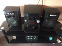 Bush 5CD CHANGER STEREO