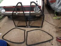 Bmw e30 rear pop out windows, used for sale  Houghton Le Spring, Tyne and Wear