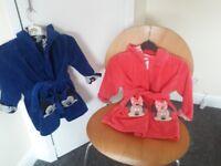 Childrens Housecoats