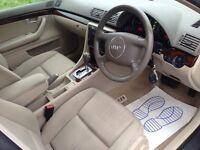 2003 Audi A4 Avant 1.9 Tdi 130 SE Multitronic- New MOT - Only 107000 Miles