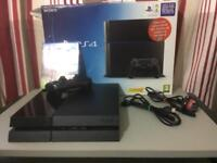 PS4 500GB £150 will accept any good offer