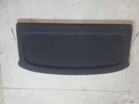 VW GOLF MK 7 BOOT PARCEL SHELF