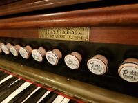 Pedal Organ in good condition