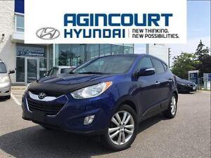 2012 Hyundai Tucson Limited/NAVI/LEATHER/PANOROOF/BCAM