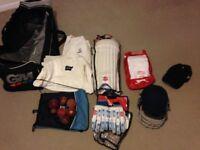 Cricket Gear - various items