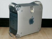 Apple Power Mac G4 - 466MHz, 512MB RAM, 80GB HD, DVD, Mac OS X 10.4 Tiger, iLife 08, Vintage PC