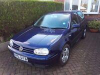 Its a golf gti, no mot,need flexi hose .fantastic car ,2 litre.