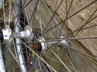 DX hub wheel set free