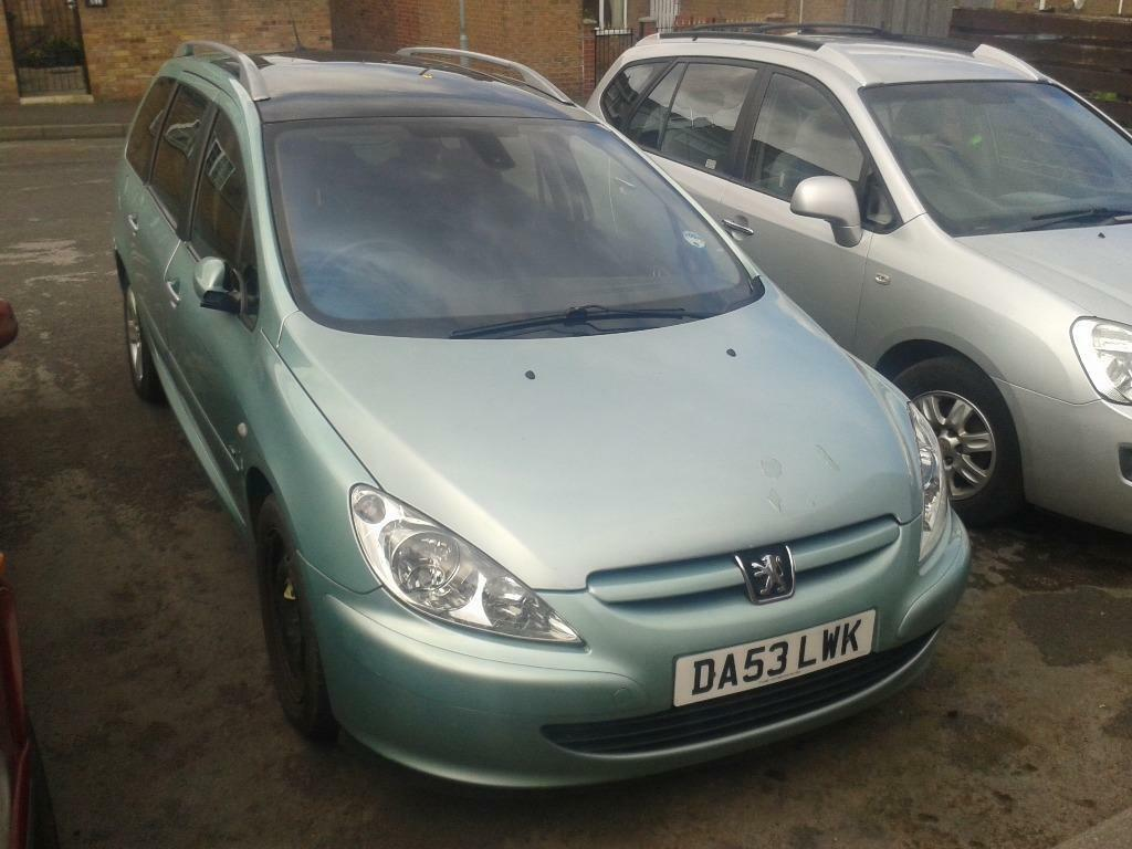 peugeot 307 sw 2003 diesel in bolton upon dearne south yorkshire gumtree. Black Bedroom Furniture Sets. Home Design Ideas