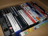 Box of 15 DVDs