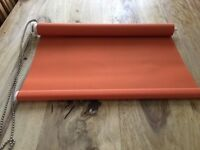 Two roller blinds , good condition