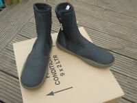 Ladies sailing boots -( Decathlon) - size 6.5 to 7.