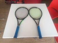 2X Wilson Blade 98s Tennis Rackets