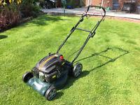 BMC Lawn Racer 20e mower