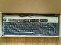HP keyboard . New