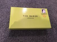 Ted Baker black glitter purse - £40