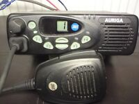 VHF / UHF EX TAXI OR PMR MOBILE RADIOS JOB LOT
