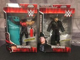 WWE ELITE COLLECTION FIGURES