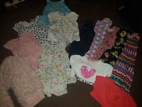 Bundle of Girls Clothes 8/9